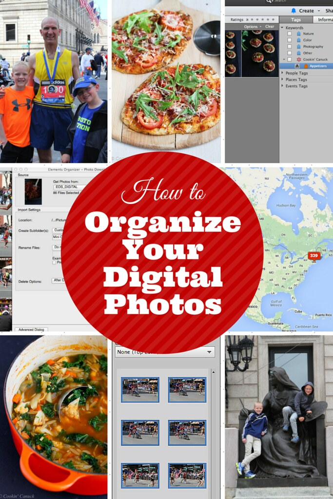 Organize your digital photos in 5 easy steps | Organize ...
