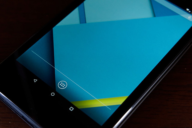 NEXUS 7 LTE (Android 5.0 Lollipop)