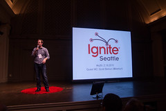 Justin Martenstein - Ignite Seattle 26