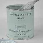 Laura Ashley Duck Egg decorative furniture paint