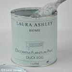 Laura Ashley Duck Egg decorative furniture paint