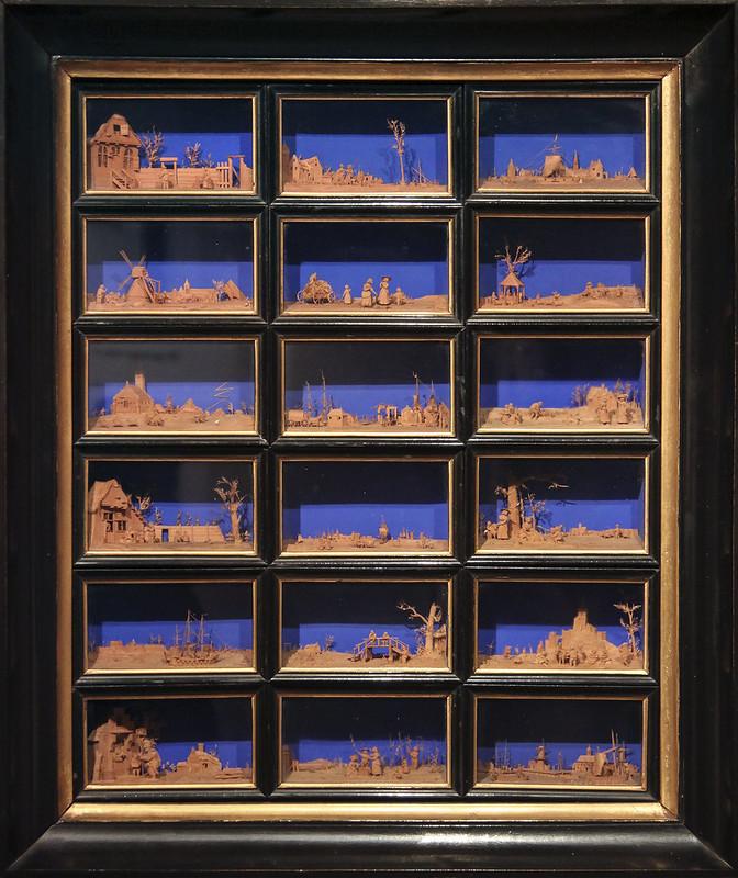 """""""De Wereld in Miniatuur"""" exhibition - Slot Zeist"""