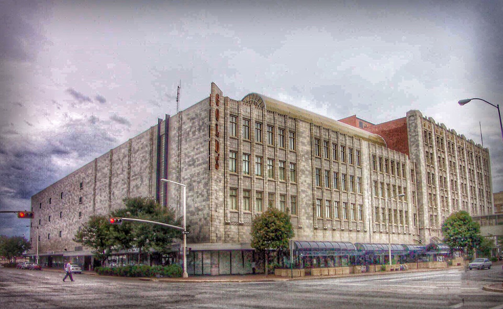Lincoln Nebraska Gold S Department Store Old Closed Departmentment Store Flickr Photo