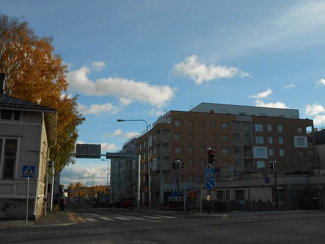 Hämeenlinnan moottoritiekate ja Goodman-kauppakeskus: Työmaatilanne 13.10.2013 - kuva 3