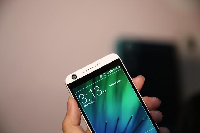 超值入門旗艦 HTC DESIRE 626 浪漫好禮 & 動手玩 @3C 達人廖阿輝