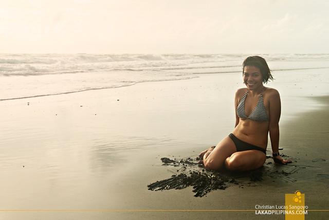 Mindoro Black Sand Beach Vigan