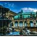 Dresden, Zwinger, Nymphenbad,  oberer Schalenbrunnen