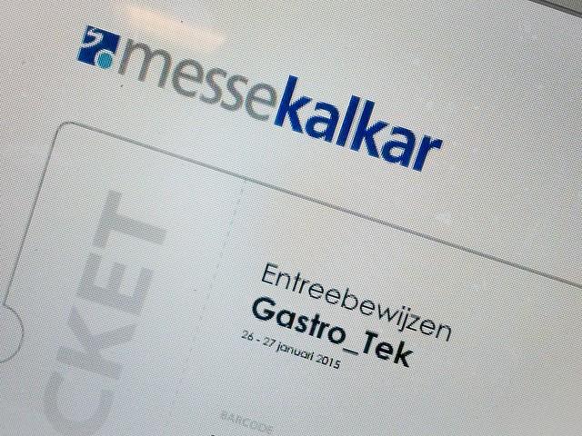 Verslag Gastro Tek 2015 ~ CherryCharlie.nl