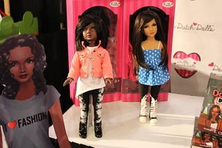 Toy Fair 2015- Double Dutch Dolls