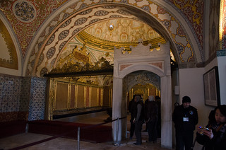Immagine di  Topkapı Palace. turkey january istanbul topkapıpalace gennaio turchia 2015 topkapısaray palazzotopkapi