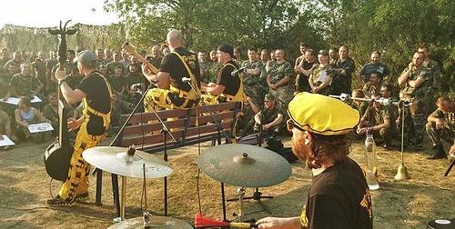 Культурний «агітпроп» відартистів для солдатів
