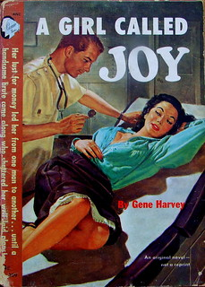 A Girl Called Joy - Cameo Book - No 309 - Gene Harvey - 1951