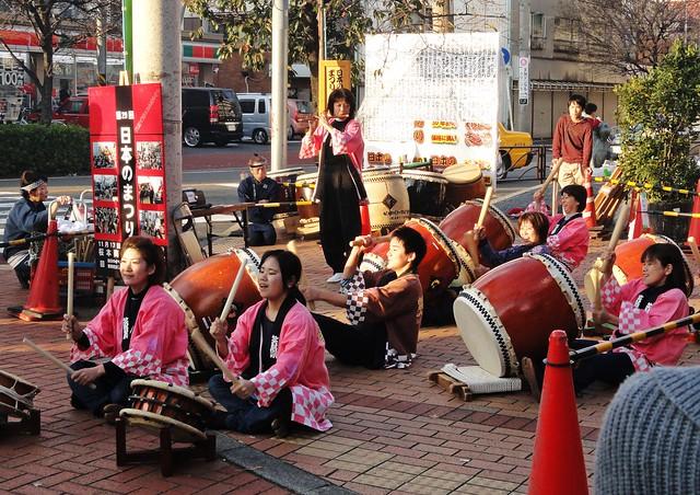 Korean festival in Kawasaki