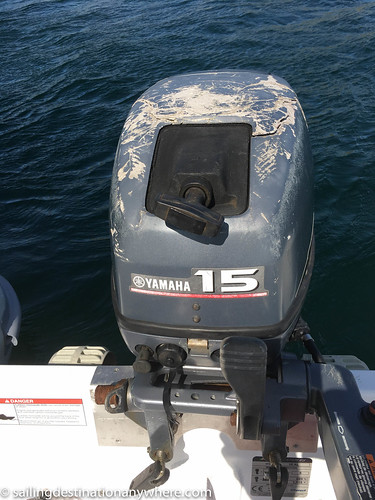 Stalling problem with two stroke Yamaha 15hp outboard