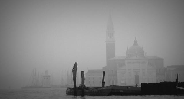 Venezia: Misty