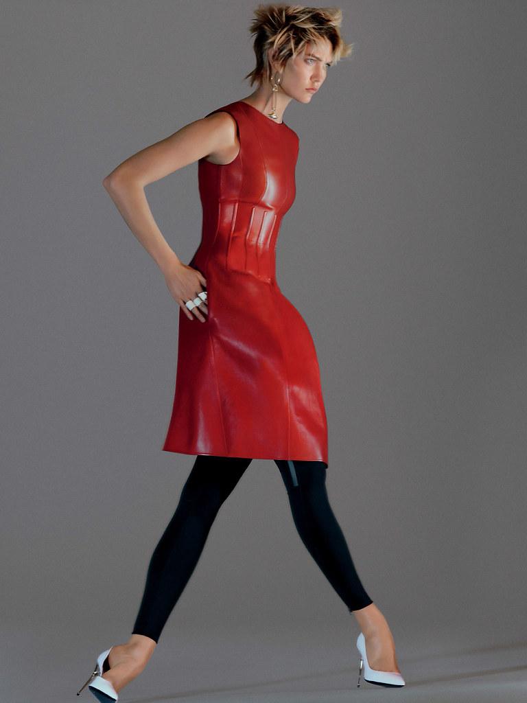 Карли Клосс — Фотосессия для «Vogue» 2016 – 3