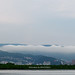 雨後雲海白腰帶 (三張橫幅接圖)