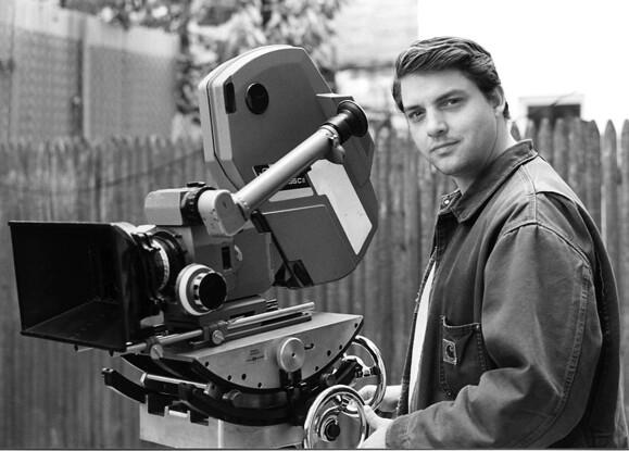 Alexander Barnett films Ian Dudley cinematographer film eyes of van gogh