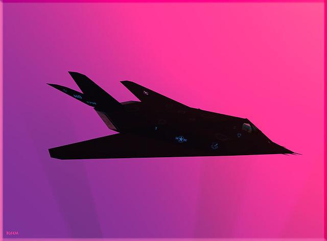 F-117A Nighthawk III