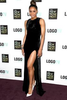 Ciara White Pumps Celebrity Style Women's Fashion