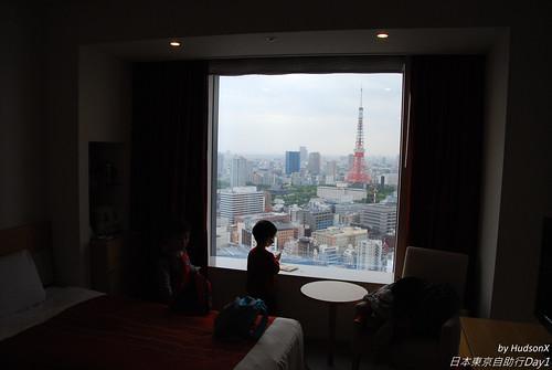 東京鐵塔房,好多了