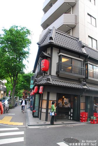 吉祥寺站旁的有名燒烤店