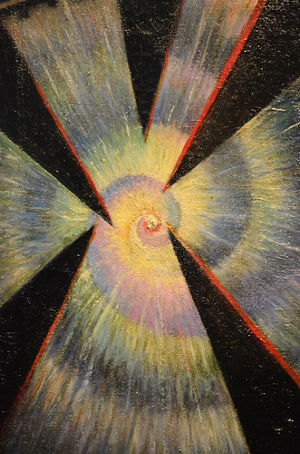 Christopher Nevinson - Bursting Shell