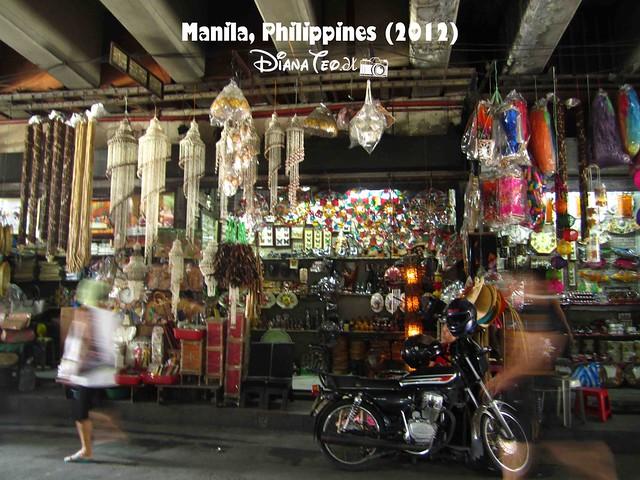 Day 4 - Philippines Quiapo Market Manila 01
