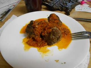 Emma's Meatballs with Mama's Sauce (2)