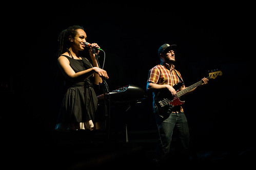The Skints - Marcia Richards and Jonathan Doyle