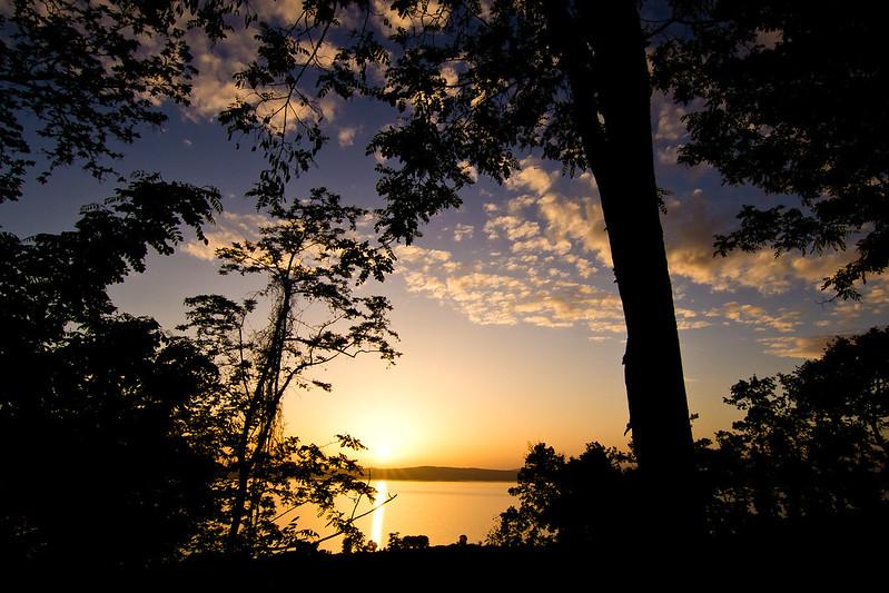 @Lago de Bolsena