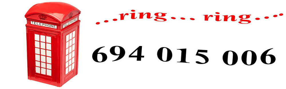 Kontakt: 694 015 006