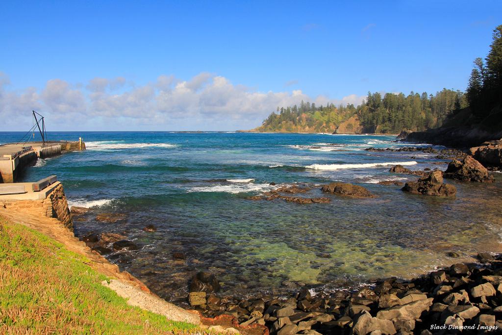 Point Ross Norfolk Island  Australia