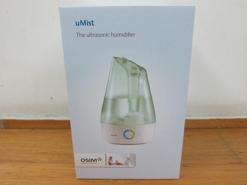 OSIM uMist - Box Front