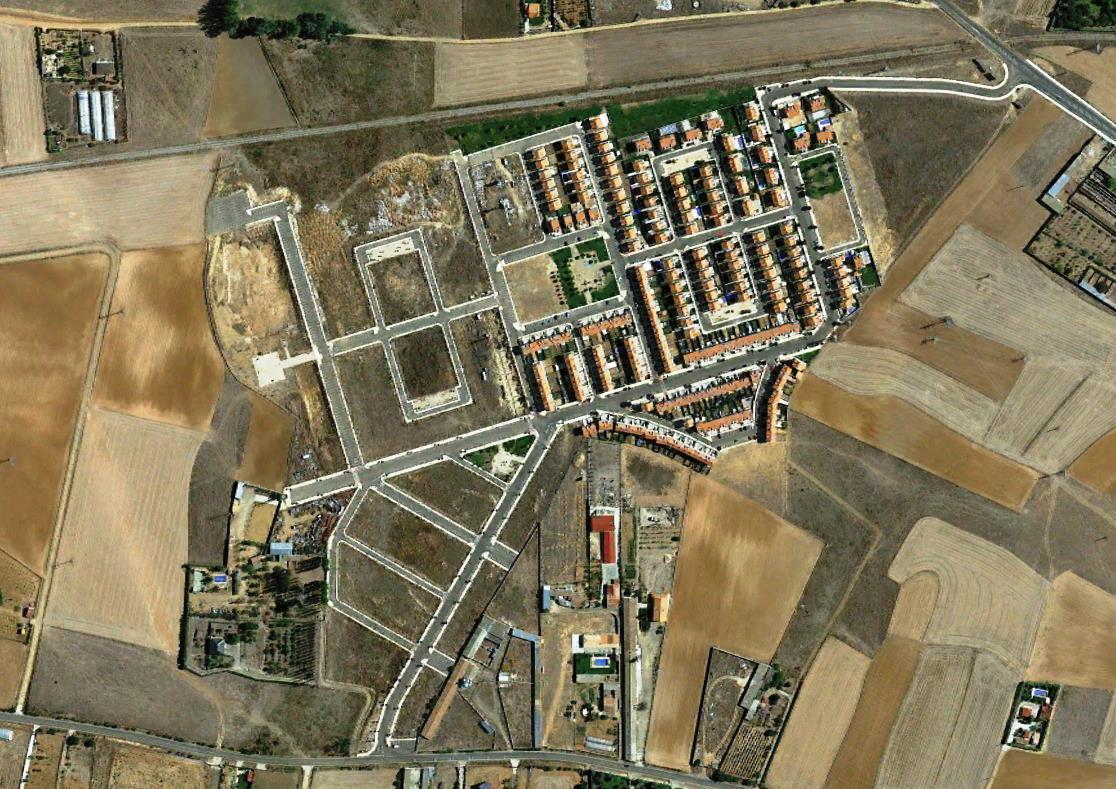 después, urbanismo, foto aérea,desastre, urbanístico, planeamiento, urbano, construcción, Zamora