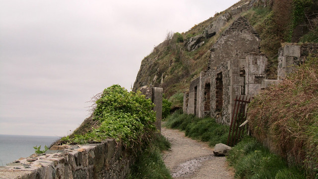 Bray-Greystone cliff walk