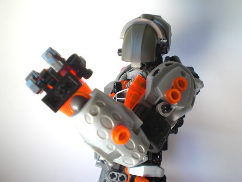 Correx - Action Shot 4