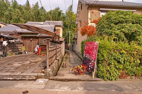 【写真】2012 紅葉 : 厭離庵/2020-10-15/IMGP7844
