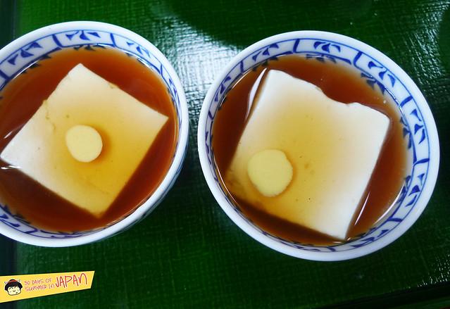 SASANOYUKI - tofu restaurant - ankake tofu