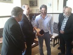 Επίσκεψη ΑΧΕΠΑΝΣ στο Δημαρχείο Ιωαννίνων