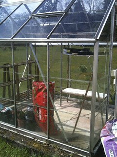 clean greenhouse