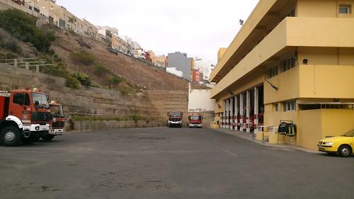 Bomberos de Canarias. 9311684848_8320690400