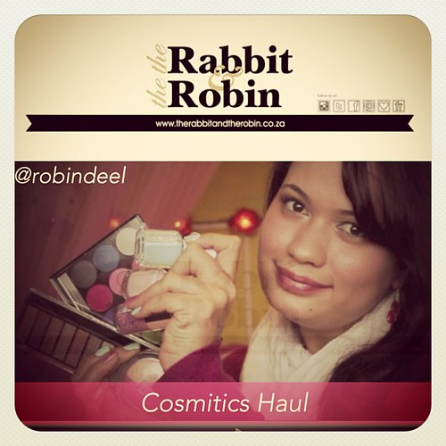 Cosmetics Haul - Sale Goodies, The Body Shop, Foschini, Edgars + New Fragrance. www.therabbitandtherobin.co.za {follow me @robindeel on Instagram} Official @rabbitandrobin  #cosmetics #haul #sale #edgars #foschini #thebodyshop #colours #makeup #fragrance