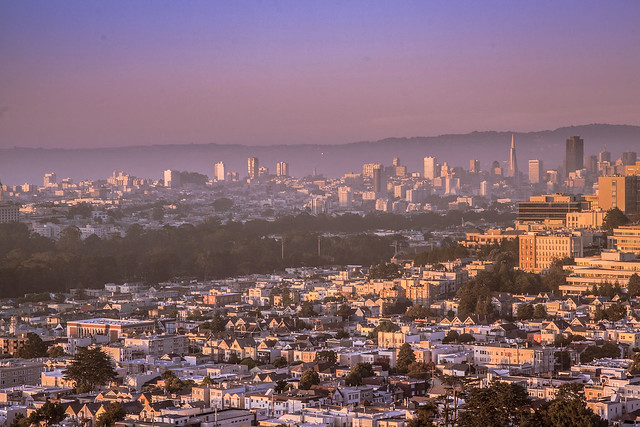 San Francisco by CC user peterhess on Flickr