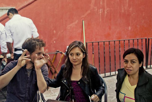 Stephen, Karla, Luisa in Guanajuato, Mexico (2013)