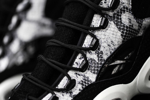BAIT & Reebok Snakeskin Question