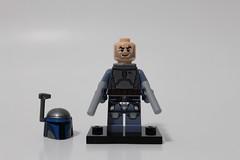 LEGO Star Wars Corporate Alliance Tank Droid (75015) - Jango Fett