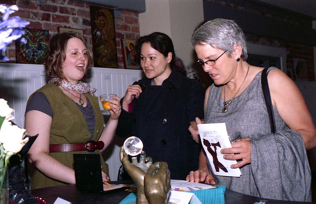 Shout!  2009   Swords to Plowshares