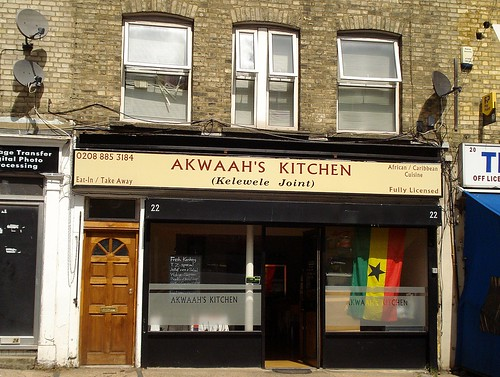 Akwaah's Kitchen, Tottenham, London N17