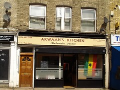 Picture of Akwaah's Kitchen, N17 8NS